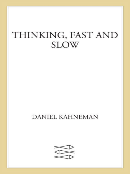 《Thinking, Fast and Slow》Daniel Kahneman epub+mobi+azw3  第1张